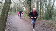 20160213_091901 (AnthonyLester229) Tags: cold wet grey woods running tonbridge parkrun event115 tailrunning 13february2016