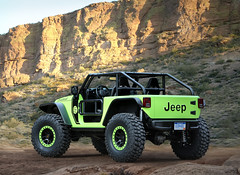 Jeep® Trailcat Concept (FCA: Corporate) Tags: jeep offroad 4x4 moab ejs moabutah jeepcomanche jeeprenegade jeepfc150 moabeasterjeepsafari jeepshortcut ejs2016 jeeptrailcat jeepcrewchief715 jeeptrailstorm