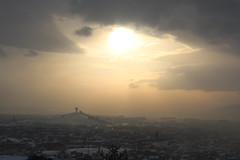 Erzurum Skyline (laedri52) Tags: city sun skyline clouds turkey trkiye turkiye bulutlar erzurum manzara gne ehir eastofturkey
