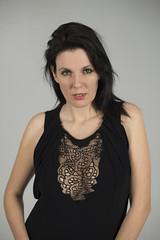 Tania Coppetelli (elparison) Tags: eyes breast tits occhi mum milf downblouse seno