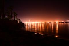 San Diego Skyline (Samd7000) Tags: california usa water skyline night lights cityscape waterfront unitedstates sandiego coronado unedited sandiegoskyline
