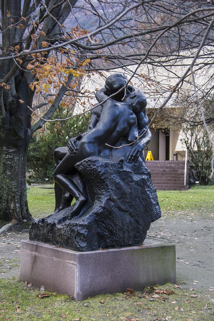 Fondation Gianadda - Rodin - O beijo