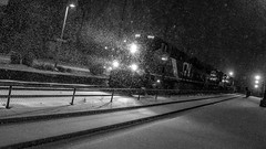7DM27969-Edit (VNR Photography) Tags: winter snow ontario canada storm cold night cn canon outdoors exploring snowstorm canadian nighttime brampton 2016 cnrail vnr canadiannationalrailway andrevonnickisch 9058679106 vnrphotography avnrphotogmailcom httpswwwfacebookcomavnrphotographyrefhl canonbringit