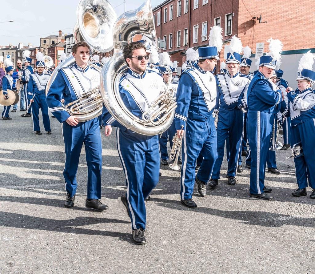 Christopher Newport University Marching Captains-112399