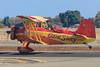 "Gene Soucy and ""Show Cat"" (Norman Graf) Tags: show cat plane airplane aircraft airshow aerobatics grumman showcat genesoucy agcat n7699 g164 nx7699 2015californiacapitalairshow"