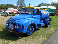 FYY584H (Emergency_Vehicles) Tags: museum truck aviation fuel bmc leyland brooklands fyy584h