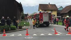 Liechtenstein Fire Brigade - Firefighters  40 (Hellebardius) Tags: feuerwehr bomberos firedepartment pompiers firefighers vigilidelfuoco pompiere feuerwehrleute servicedesincendies brandweerlieden firefightersliechtenstein