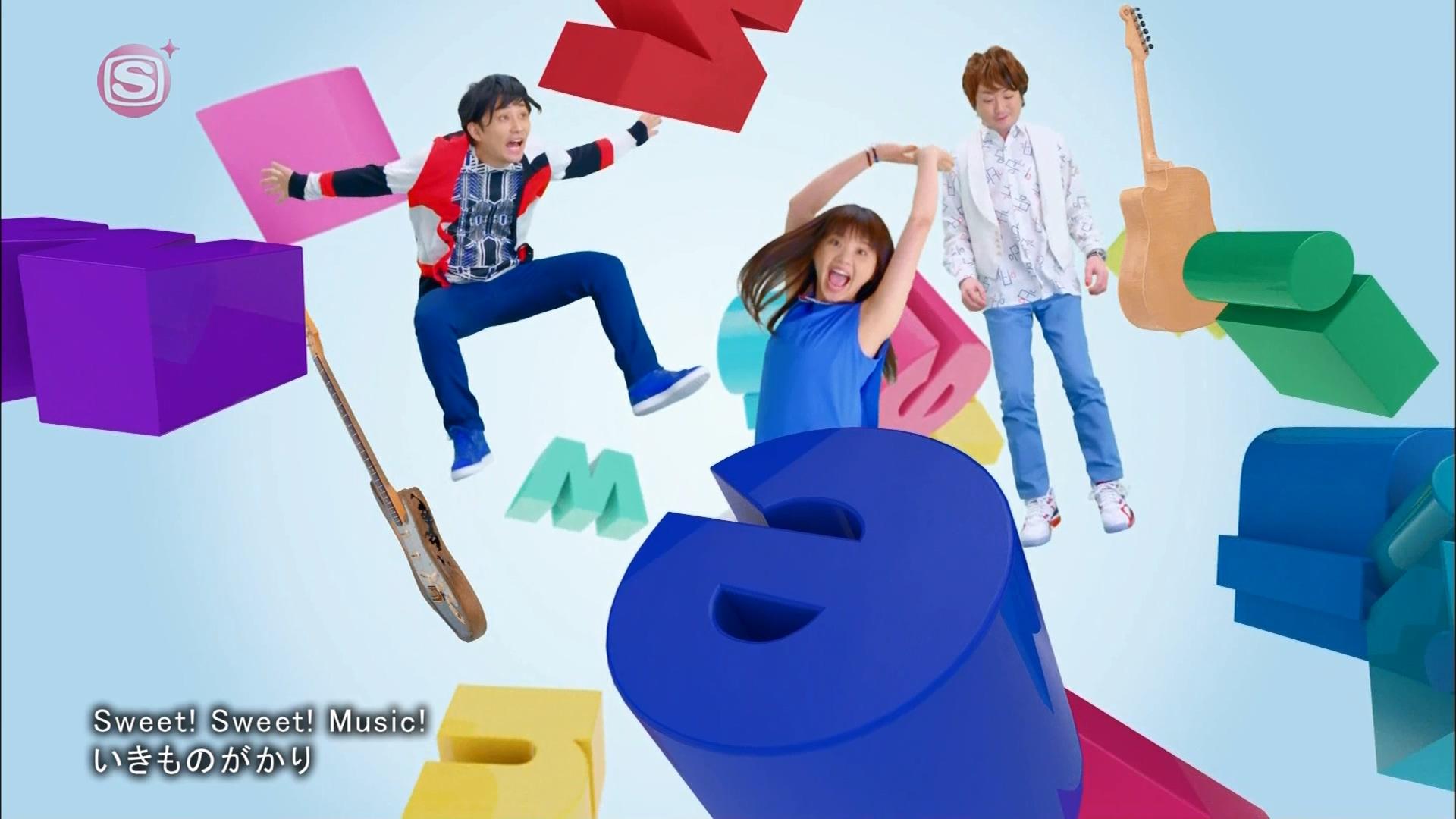 2016.03.16 いきものがかり - Sweet! Sweet! Music!(SSTVPlus).ts_20160316_225940.896