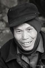 Portrait Sapa - Vietnam (beran78) Tags: costumes portrait vietnam march nord sapa 2016 coiffe ethnie