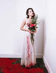 Anthology of Muddled Nightmares (byingtonsnaps) Tags: flowers spring blood creative