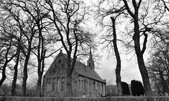 Kerkje van Nuis (Gr.) (Maarten Kroon) Tags: church borg groningen kerk grunn borch nuis westerkwartier