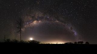 Milky Way Panorama - Gnangara, Western Australia