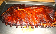 ribs (moonshiner278) Tags: food usa america alabama bbq meat southern pork ribs spareribs barbacoa smoked grillin southernfood barbecueribs grilledribs bbqribs barbequedribs smokedribs porkspareribs barbequeribs grilledspareribs pecansmokedribs alabamasmokedribs