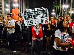 IMG_0450 (@fbioandr) Tags: brazil brasil sopaulo photojournalism documentary politic politica documental fotojornalismo manifestao democracia streetphotographer fotografiaderua documentario manifestaes naovaitergolpe