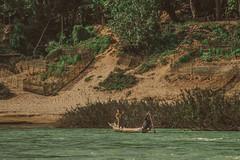 _MG_0238 (gaujourfrancoise) Tags: asia fishermen asie laos pcheurs namouriver rivirenamou gaujour