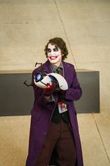 this won't end well (mevrain) Tags: cosplay joker guns otakon portal portalgun