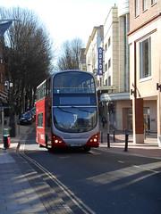 Wessex Bristol 40204 (welsh bus 16) Tags: london bristol eclipse volvo wright gemini wessex arriva rotala 40204 dw15 lj03mwd
