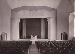 Ansichtkaart Goetheanum freie hochschule Vorlesung (dickjan thuis) Tags: freie vorlesung hochschule goetheanum ansichtkaart