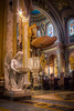 Interior of Our Lady of Victory (#1) (donnieking1811) Tags: churches interiors crosses angels angel cross basilica ourladyofvictory stainedglass ornate colorful arches thebestofhdr