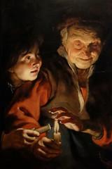 Peter Paul Rubens (RW-V) Tags: denhaag thehague mauritshuis lahaye sgravenhage peterpaulrubens 100faves 150faves 80faves 120faves fujifilmxe2 fujinonxf1855mmf2840rlmois oldwomanandboywithcandles