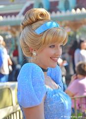 Princess Cinderella_9917 (Disney-Grandpa) Tags: disneyland disneyprincess princesscinderella