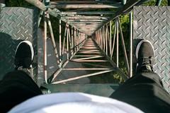 Drop in (sblazek007) Tags: street photo high legs lookdown nofear dropin