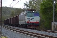E652 107 (Andrea Labardi) Tags: cargo tigre e652