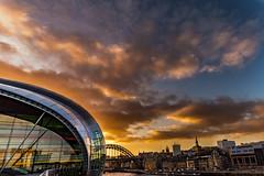 2016-473 (Tom Hibberd Photography) Tags: bridge sky cloud architecture canon dark newcastle cityscapes tyne gateshead tynebridge newcastleupontyne rivertyne northeastengland newcastlebridges lr5 canoneos6d ef1635mmf4l bridgestyne