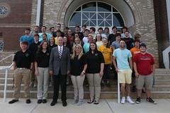 04-27-2016 Governor visits new Hackleburg School #Apr27