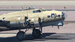 Collings Foundation Douglas/Long Beach (Boeing) B-17G Flying Fortress 44-83575 N93012 'Nine O Nine' (ChrisK48) Tags: airplane aircraft b17 flyingfortress dvt phoenixaz collingsfoundation b17g nineonine boeingb17g kdvt n93012 phoenixdeervalleyairport douglaslongbeachb17g85dl cn32216 usaaf4483575 nickcoutches macmccauley
