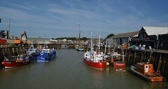 Whitstable Harbour, Kent (barry.marsh1944) Tags: kent harbour whitstable