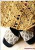 Макраме - украшение из плетеных узелков