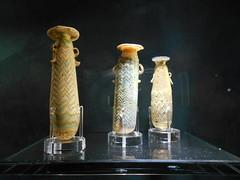 contenitori per balsami in pasta vitrea, Museo Archeologico Nazionale, Ferrara (Pivari.com) Tags: ferrara museoarcheologiconazionale contenitoriperbalsamiinpastavitrea