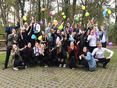 Kamarikuoro toivottaa hyvää vappua Belgiasta! Pitäkää hauskaa ja juhlikaa fiksusti! #vaskis #kamis #vappu