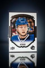 Ronald Kenins UD Portrait (cdn_jets_cards) Tags: hockey portraits ronald cards rookie hl ud upperdeck nhlpa p69 kenins