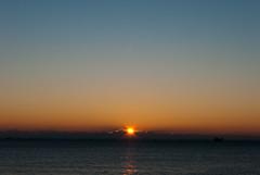 Untitled (Naoto Yanagisawa) Tags: park japan sunrise tokyo newyear koto kotoku koutou koutouku firstsunrise wakasu