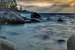 Breaking through (jamesfultonphotography) Tags: laketahoe southlaketahoe sandharbor