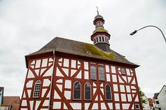 Evangelische Kirche Dirlammen 008 (strallermann) Tags: sakrales