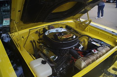 Ragtop Road Runner (ilgunmkr - Thanks for 4,000,000+ Views) Tags: 1969 plymouth convertible mopar carshow roadrunner 2015 amboyillinois chryslerproduct