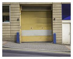 'Not happy' (J.e.r.e.m.y. S.i.l.v.e.r.) Tags: street city uk face town garage scene shutter iseefaces