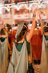 Ballet moro (Ismael_Nadal) Tags: fiesta tradition festa alcoi festes tradicion costum costumbre tradicio morosicristians