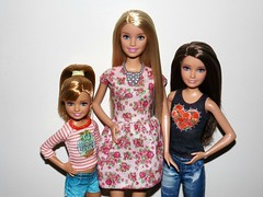 I've heard it all before, at least a million times (meike__1995) Tags: new sisters puppy stacie doll dolls group barbie skipper adventure mattel basic