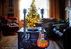 Gibson Guitar Bokeh HDR (Rex Montalban Photography) Tags: bokeh guitar gibson hdr rexmontalbanphotography