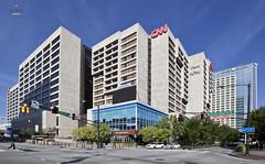 CNN Headquarters (A. Wee) Tags: atlanta usa building america georgia headquarters cnn hq 美国 亚特兰大 佐治亚州