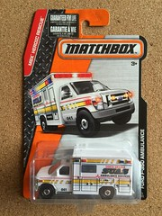 Matchbox  - MBX Heroic Rescue - # 75 / 120 - Ford F-350 Ambulance - SUAS Santa Ursula Ambulance Services - Die Cast Metal Miniature Scale Model Emergency Services Vehicle (firehouse.ie) Tags: rescue trooper bus cars 120 scale car metal toy toys miniatures miniature model die state models police ambulance vehicles cast doctor vehicle dodge service paramedics collectible collectables emergency ra paramedic ems rettungsdienst charger pursuit collectibles services heroic matchbox collectable rettungswagen unit ambulances diecast notarzt malteser ambulanz mbx krankenwagen kastenwagen zamac mbxheroicrescue polic64
