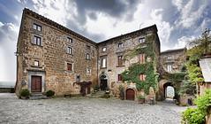 DSC_0854-0857 Civita di Bagnoregio (VT) (Giovanni Pilone) Tags: edificio viterbo architettura lazio civitadibagnoregio allaperto