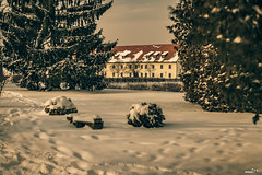 Winter at fortress Brod