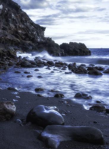 Playa de Fasnia Rocas