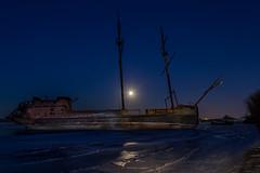 "La Grande Hermine or the ""Pirate Ship"" (hey its k) Tags: ca ontario canada shipwreck lincoln lakeontario pirateship hfg jordanharbour lagrandehermine canon6d img0108e"