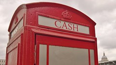 London 6 February 2016 065 (paul_appleyard) Tags: red london saint st booth cathedral box telephone pauls cash dome february cashpoint 950 2016 lumia